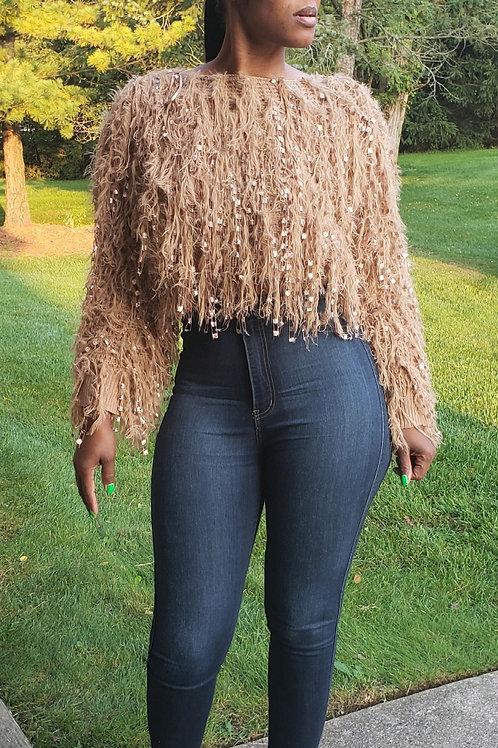 The Mariah Crop Sweater