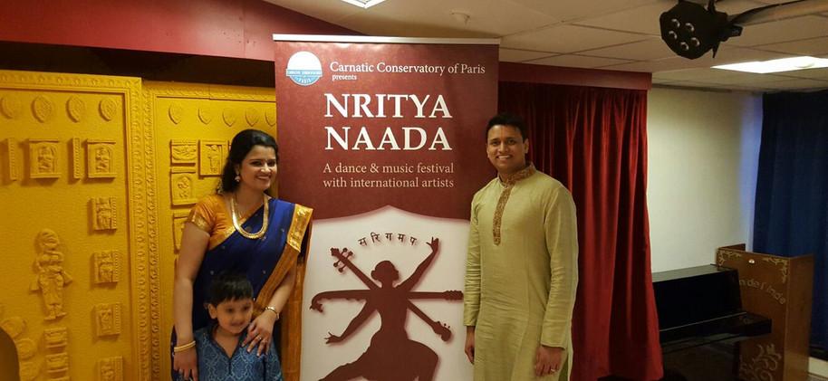 Nritya Nada Festival