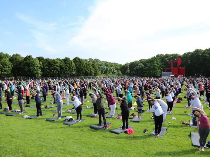 International Yoga Day 2018 - 2