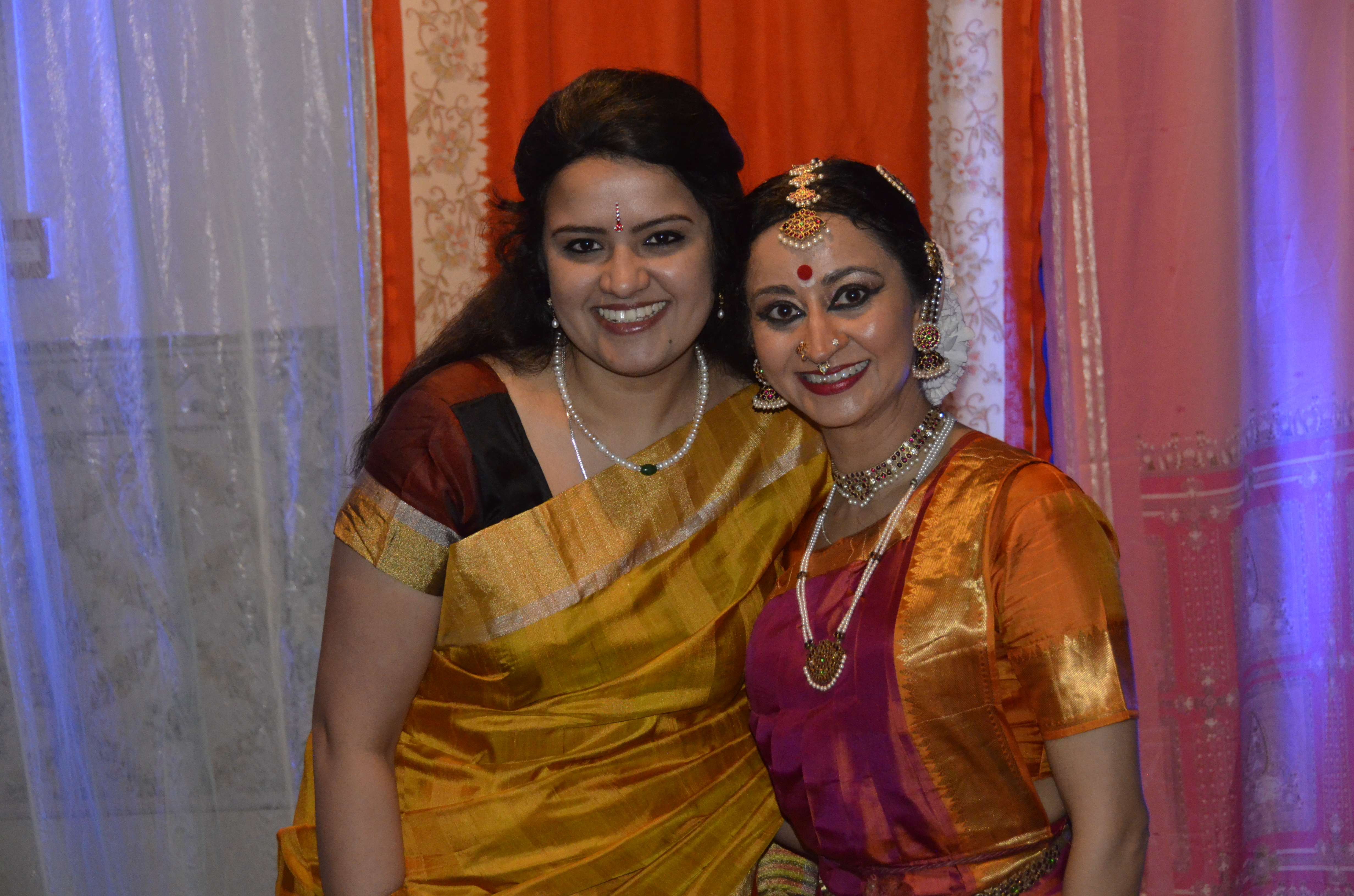 Performance with Sonali Skandan