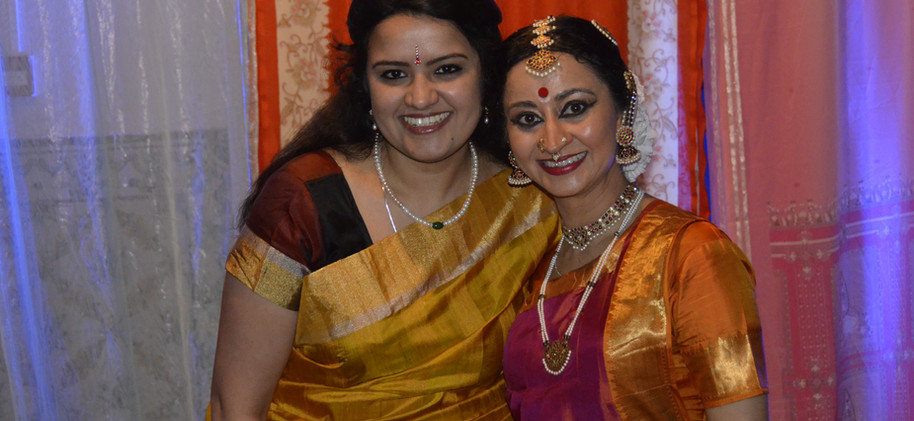Performance with Sonali Skanda