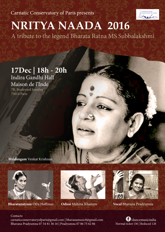 Nritya Naada Festival