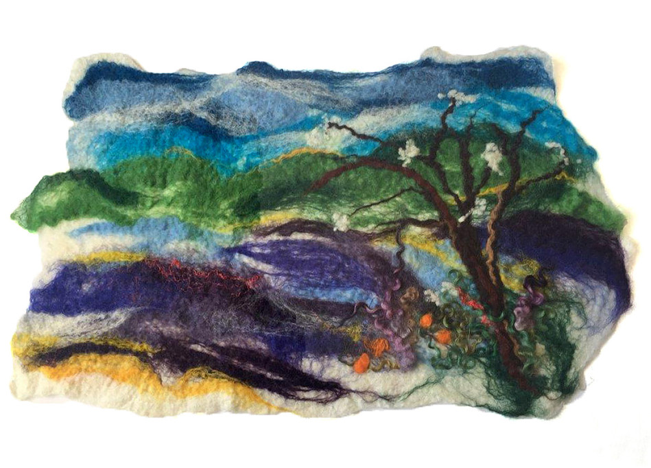 The Dales in Wool