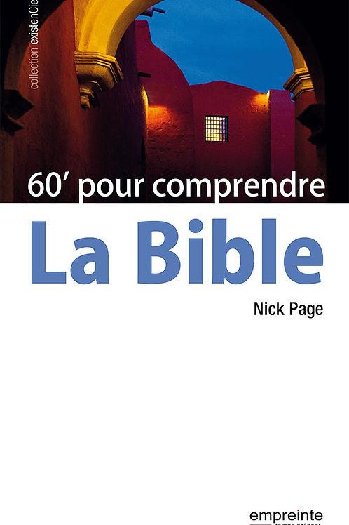 60 minutes pour comprendre la Bible - Format Epub