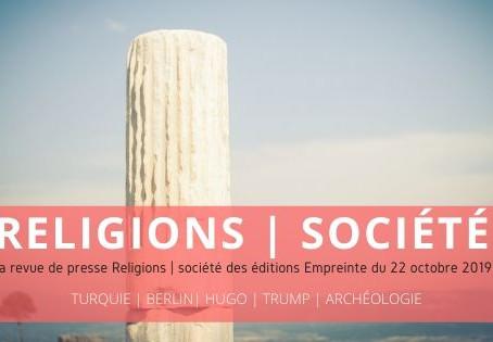 LIBERTÉ D'EXPRESSION EN TURQUIE | MUR DE BERLIN | HUGO | TRUMP | TURQUIE BIBLIQUE