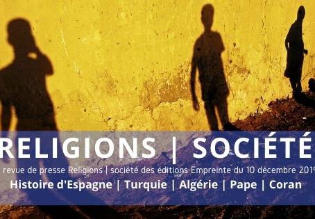 Histoire d'Espagne | Turquie | Algérie | Pape | Coran