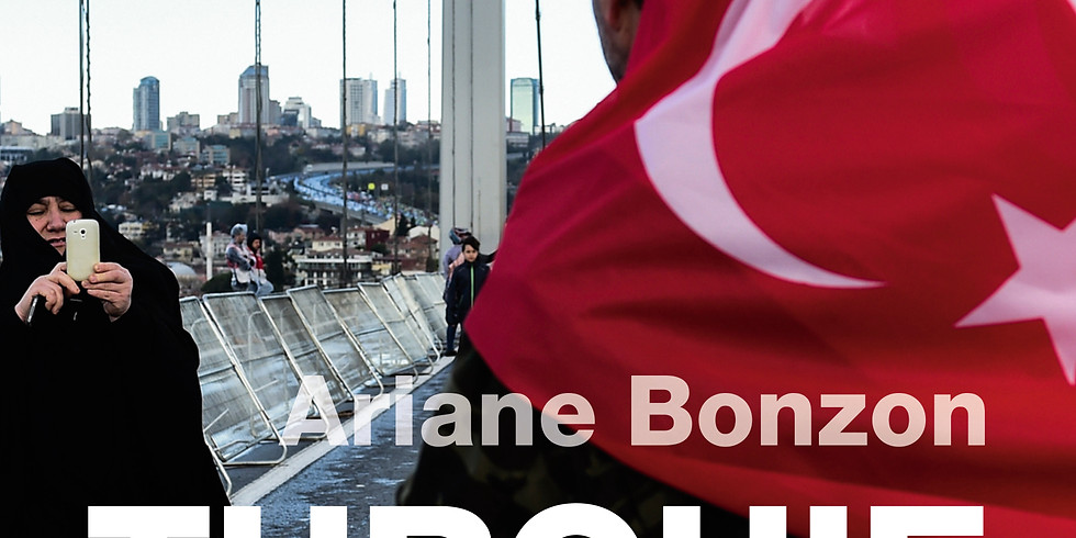 Prix littéraire France Turquie 2019 !