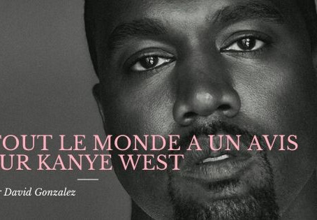 Tout le monde a un avis sur Kanye West