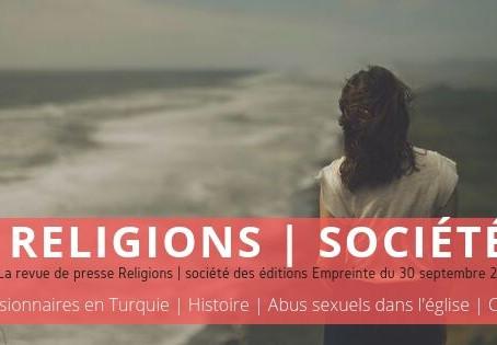 Missionnaires en Turquie | Histoire | Abus sexuels dans l'église | Climat