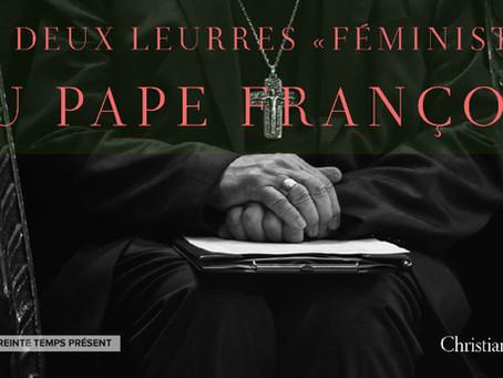 Les deux leurres «féministes» du pape François