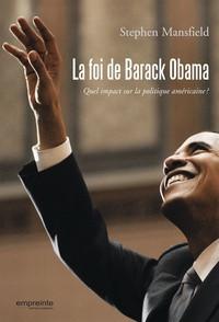 La foi de Barack Obama