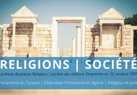 Revue de presse Religions | Société