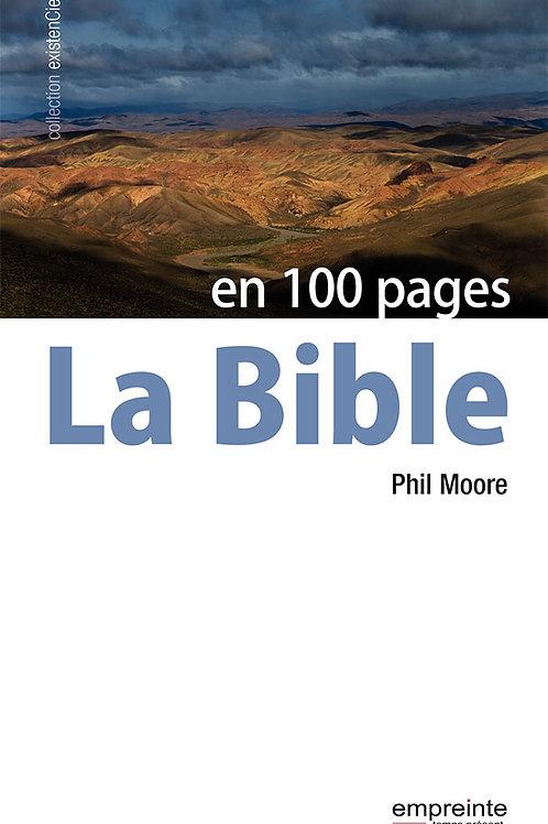 La Bible en 100 pages - Format numérique Epub