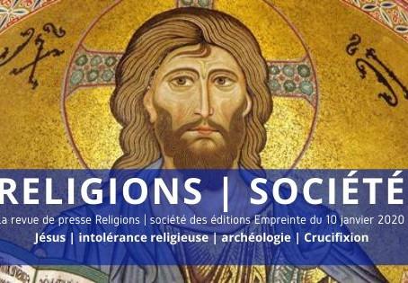 Jésus | intolérance religieuse | archéologie | Crucifixion