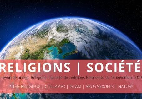 INTER-RELIGIEUX | COLLAPSO | ISLAM | ABUS SEXUELS | NATURE
