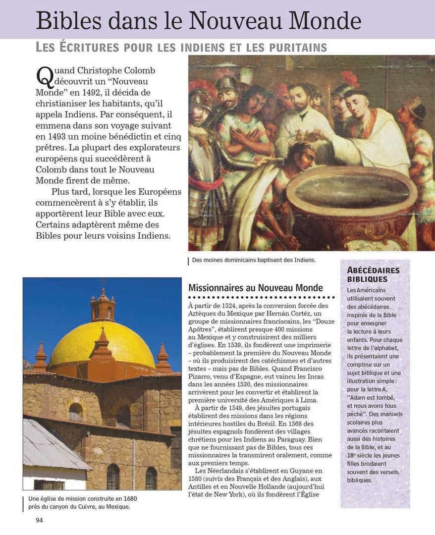 La Bible guide historique illustré