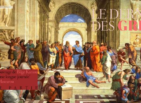 Le dernier des Grecs (5ème partie)