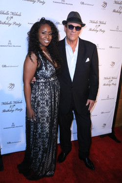 Angelique Fawcette & Robert Davi