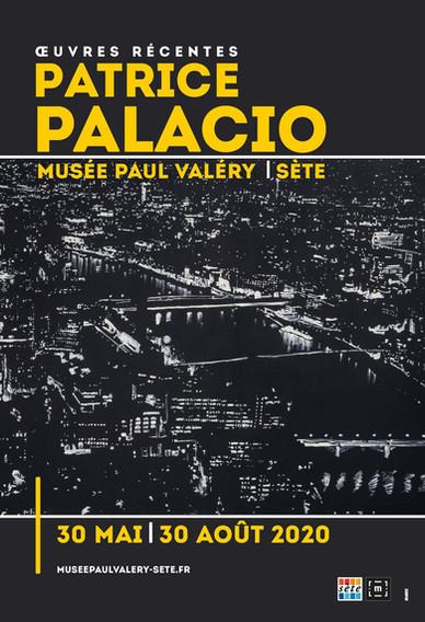 Patrice Palacio - Recent works exhibition - Paul Valéry Sète Museum