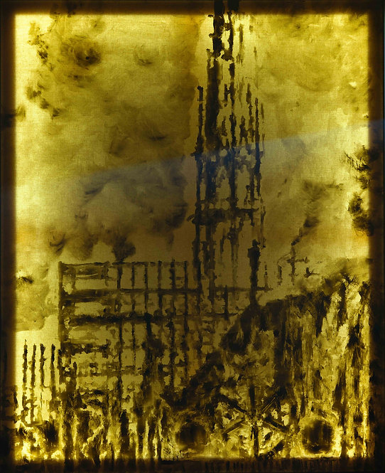 Patrice Palacio Artiste peintre contemporain - Galerie Nuance