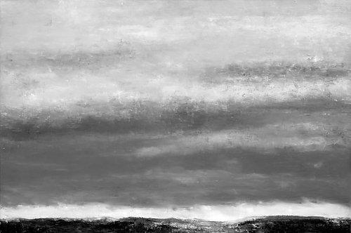 Patrice Palacio - Champs n°4 - Oeuvre originale - Galerie G