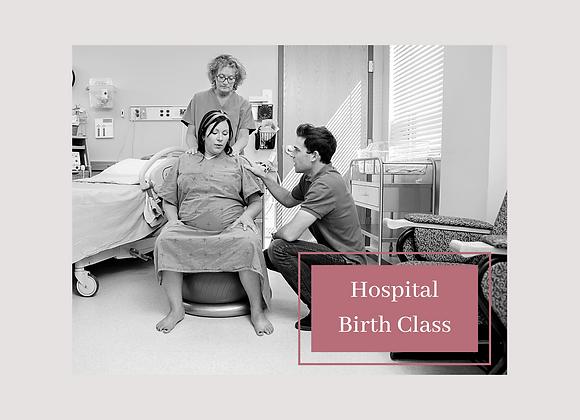 Hospital Birth Class