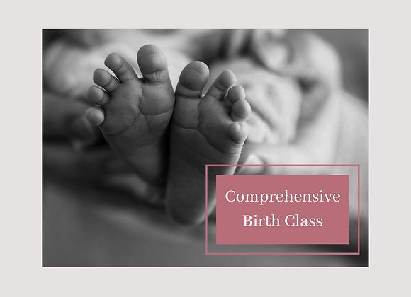 Comprehensive Birth Class