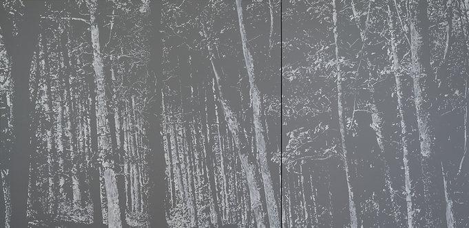 Patrice Palacio - Vide Matière Lumière n°1 - Tirage d'Art en édition limitée - Galerie G