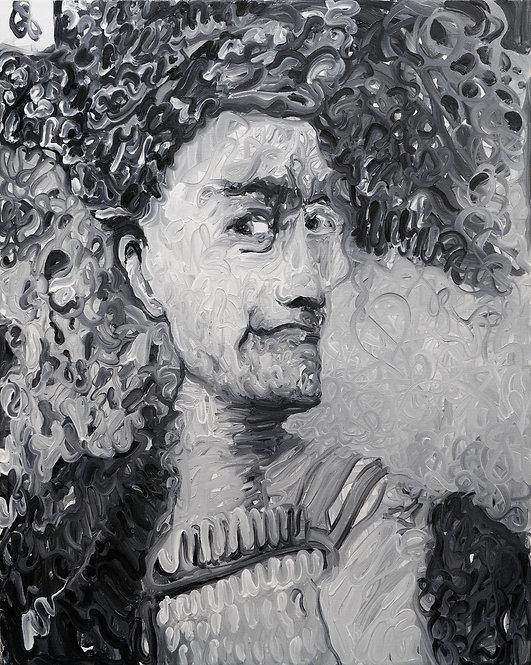 Maurice Quentin de La Tour, variation n ° 2
