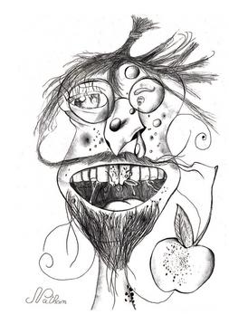 Humorous illustrations