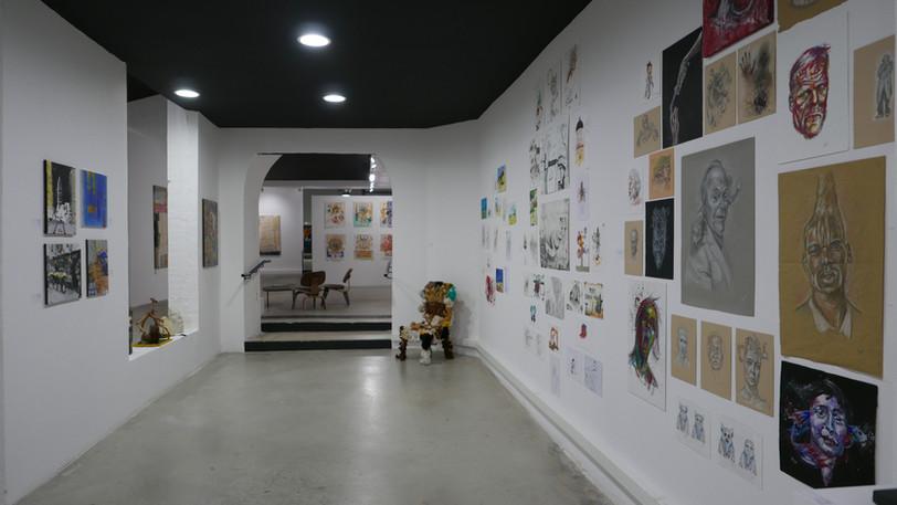 Le Réservoir - Galerie d'Art contemporain - Sète