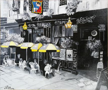 London bistro