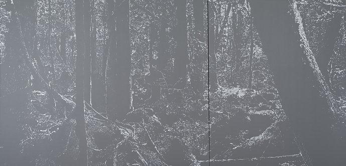 Patrice Palacio - Vide Matière Lumière n°2 - Oeuvre originale - Galerie G