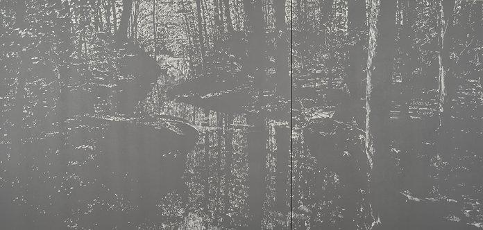 Patrice Palacio - Vide Matière Lumière n°3 - Tirage d'Art en édition limitée - Galerie G