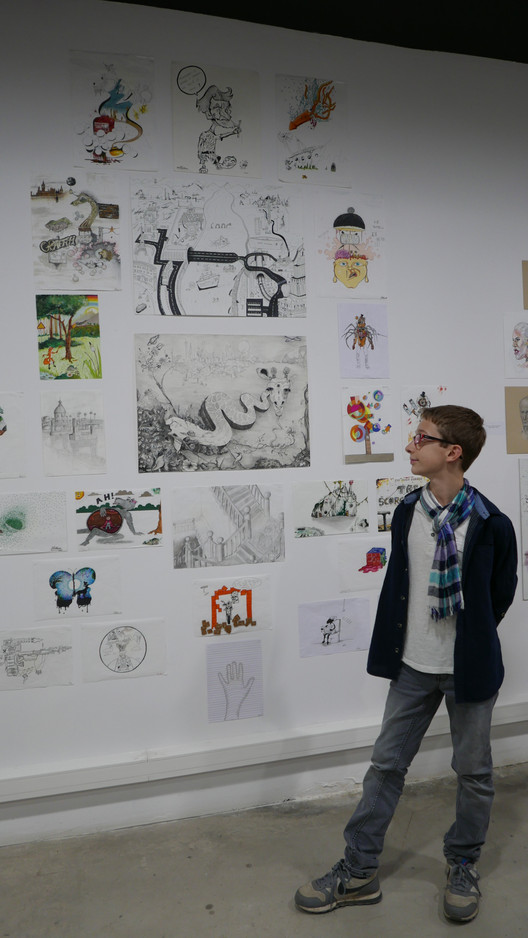 Exhibition of winners at the Reservoir in Sète - December 2019