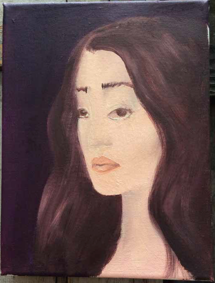 Oil painting - 2019