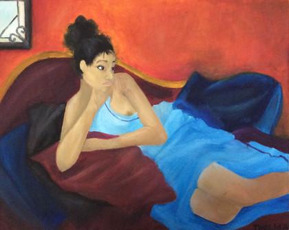 Oil on canvas - 2019