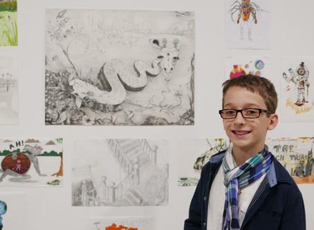 Exposition des lauréats - Prix Artistes d'Avenir