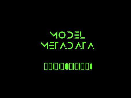 Extract Model Metadata