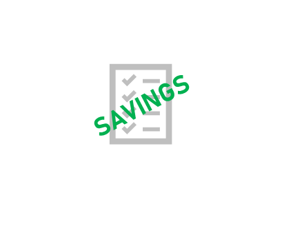 Quantify the Savings of Best Practice Rules