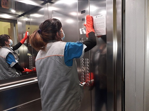 Как точно НЕ стоит убирать лифт! Часть 1.