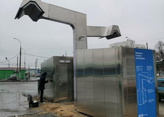 Зарядные станции для электробусов. Причем тут мы?
