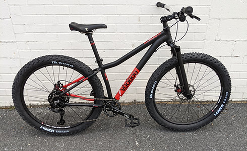 Voodoo Aizan 27.5 Trail Bike