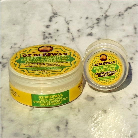 Stop Itch Repellent + Stop Itch Moisturising Repellent