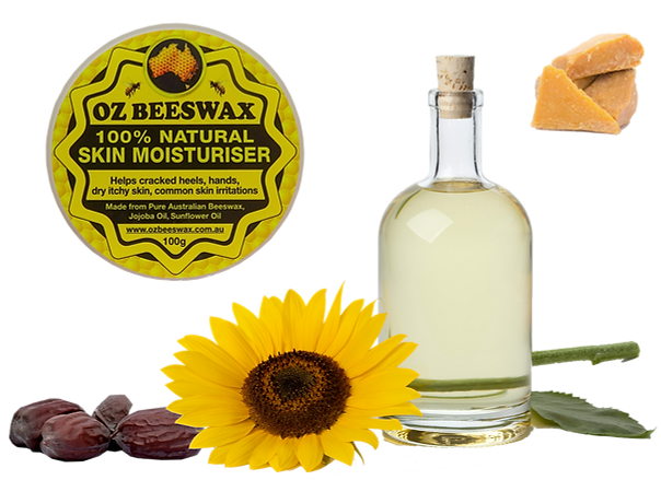 oz beeswax 100% natural skin moisturier best seller, steroid replacement for dry sensitive skin psoriasis