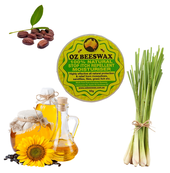 natural stop itch fast acting relief from insect bites natural repelent