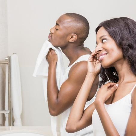 Men Can Have A Skin Care Regime Too