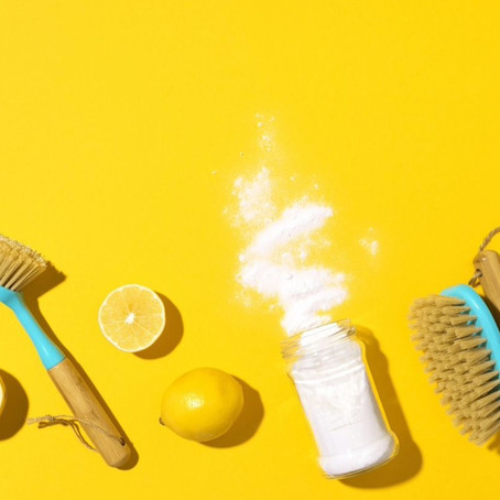 Chemical Free Cleaning Hacks For Your Home