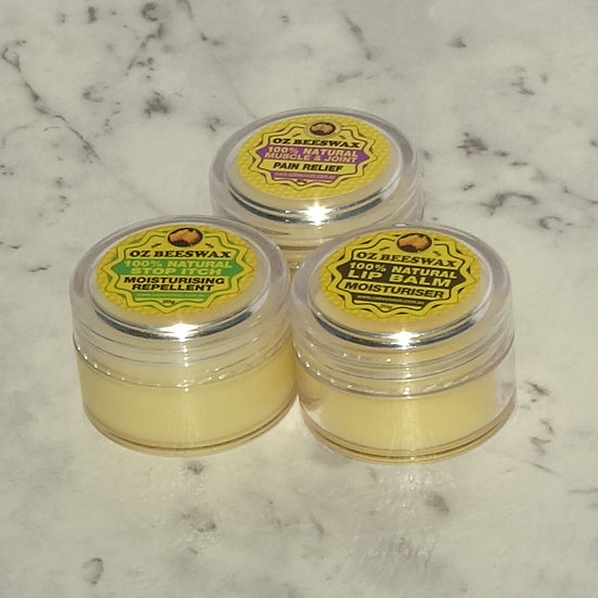 Beeswax All Go To Value Pack - Sm