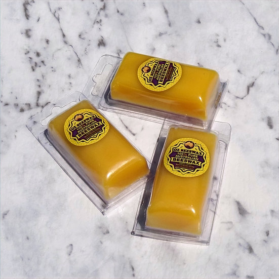 Pure Oz Beeswax - Triple Pack